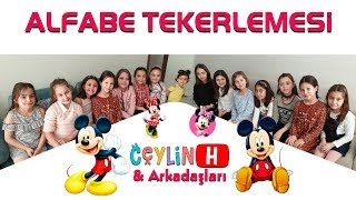 ceylin h arkadalar alfabe tekerlemesi nursery rhymes super simple kids songs sing dance