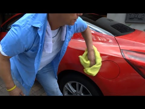 "How to remove spray-foam overspray ""Auto Paint Overspray Removal of Texas Onsite Services"""
