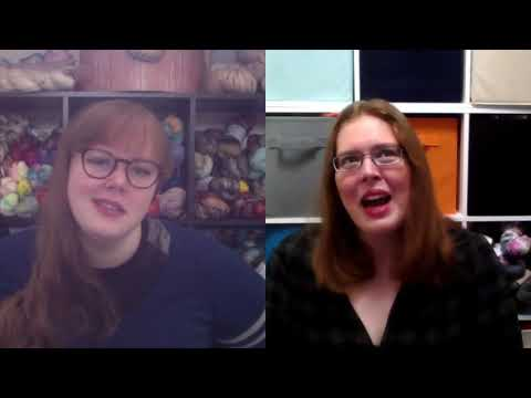 Fiber Scouts Episode 1 - In Which We Talk About Language and Yarn