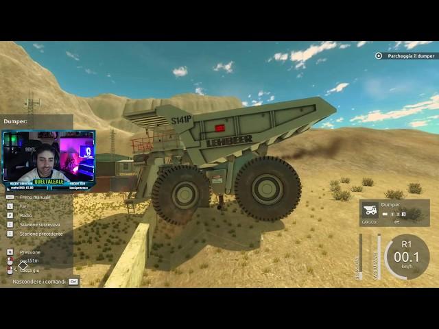 Giant Machines 2017 - Gameplay ITA - Danni in grande scala...
