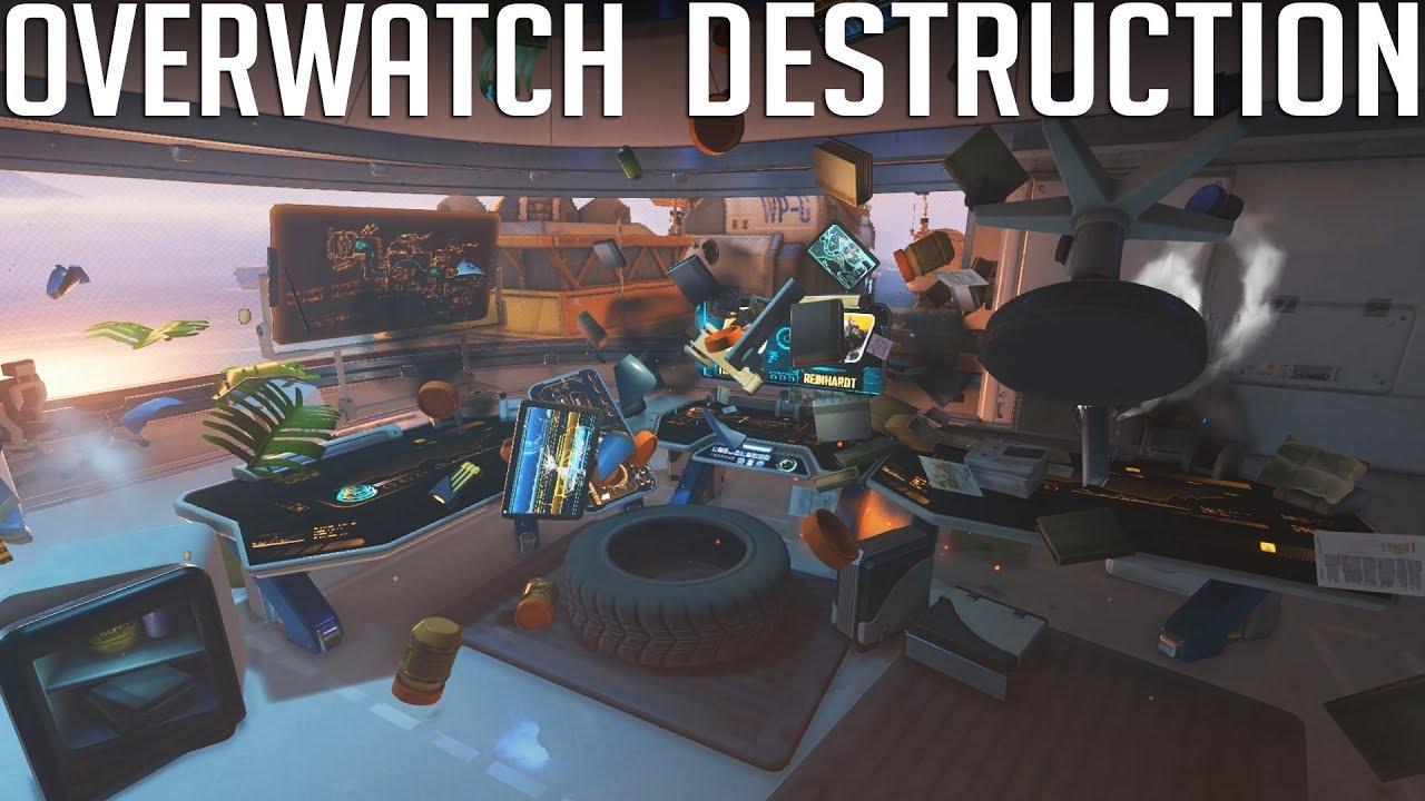 Destruction [Overwatch]