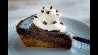 Mexican Chocolate Pie | Easter Recipes | Texas Cooking