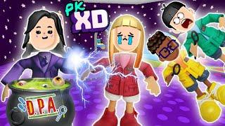 BERENICE ENTRISTECEU a SOL no PK XD com os DETETIVES DO PRÉDIO AZUL - DPA PIPPO BENTO - Gameplay
