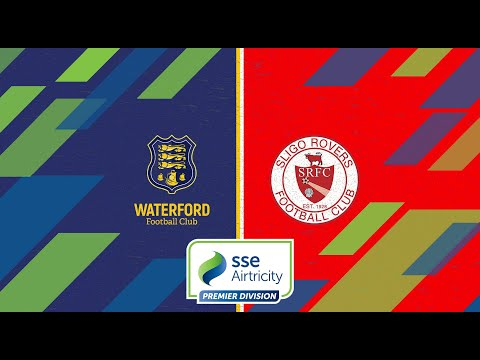 Premier Dvision GW2: Waterford 1-2 Sligo Rovers