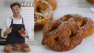 Tips and Tricks to Making the Perfect Soft Pretzel - Kitchen Conundrums with Thomas Joseph