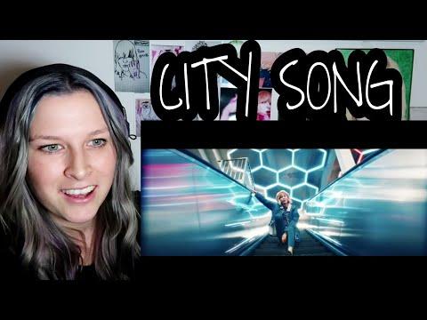 GRACE VANDERWAAL - CITY SONG ( OFFICIAL VIDEO ) | REACTION