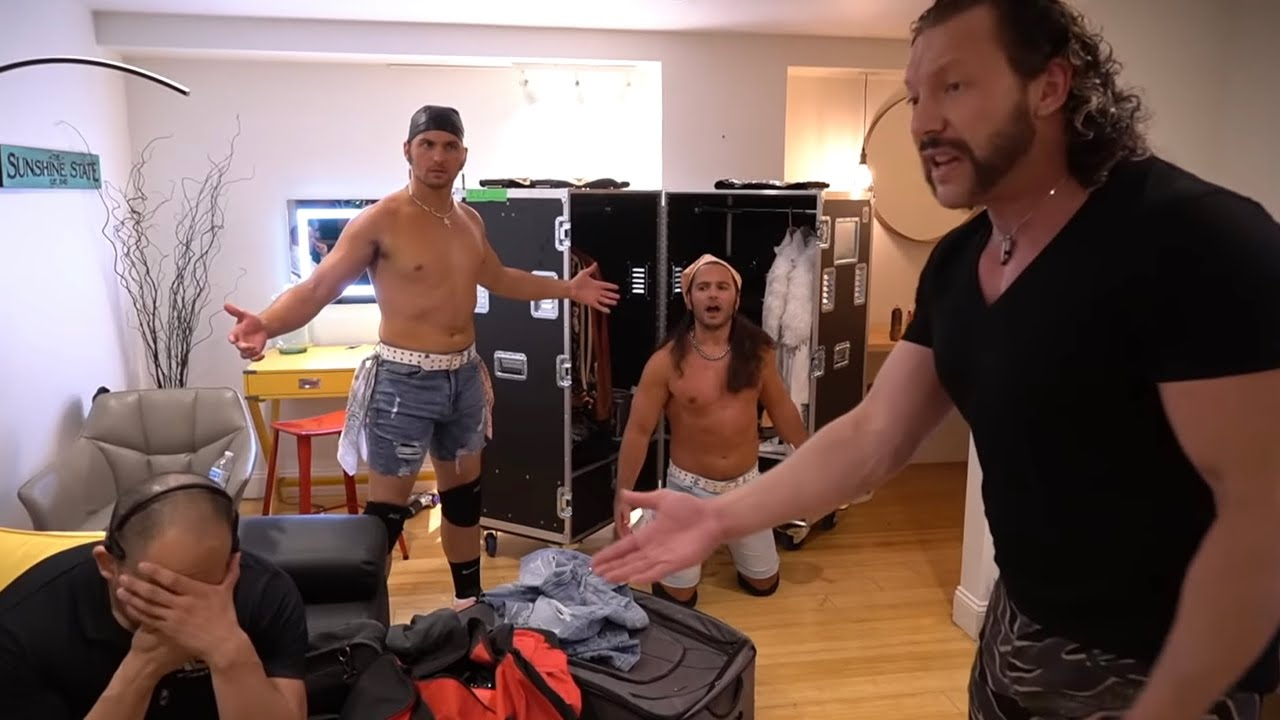 """""""BTE Is So Much Better Without Dark Order!"""" - Being The Elite Ep. 264"""