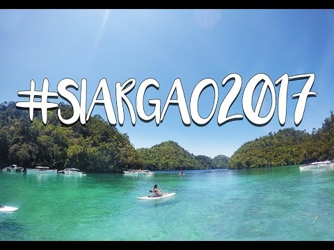 First Time in Siargao 2017