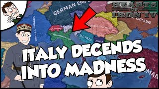 Italys Descent Into Madness Hearts of Iron 4 Kaiserreich Multiplayer
