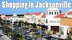 Shopping in Jacksonville
