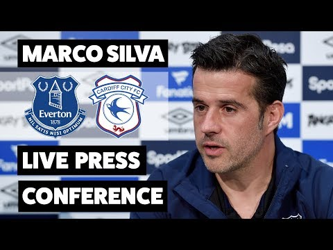 SIGURDSSON AND GOMES FIT FOR CARDIFF ENCOUNTER! | MARCO SILVA'S PRE-MATCH PRESS CONFERENCE