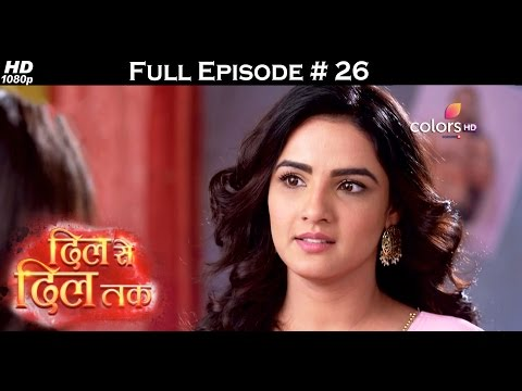Dil Se Dil Tak - 6th March 2017 - दिल से दिल तक - Full Episode (HD)