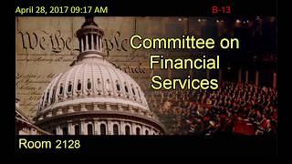 """042817 - Continuation of the Hearing, """"A Legislative Proposal to Create Hope..."""" (EventID=105919)"""