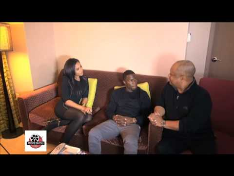 About Last Night w/ Kevin Hart & Regina Hall Detroit interview