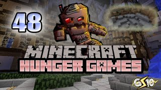 Minecraft Hunger Games: Episode 48 - BLOWN TO PIECES!