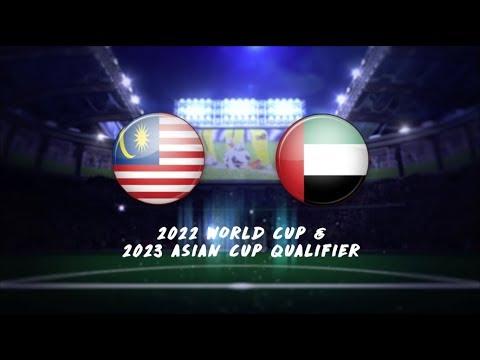 Kelayakan Piala Dunia 2022 & Piala Asia 2023: Malaysia 1-2 U.A.E | Astro Arena
