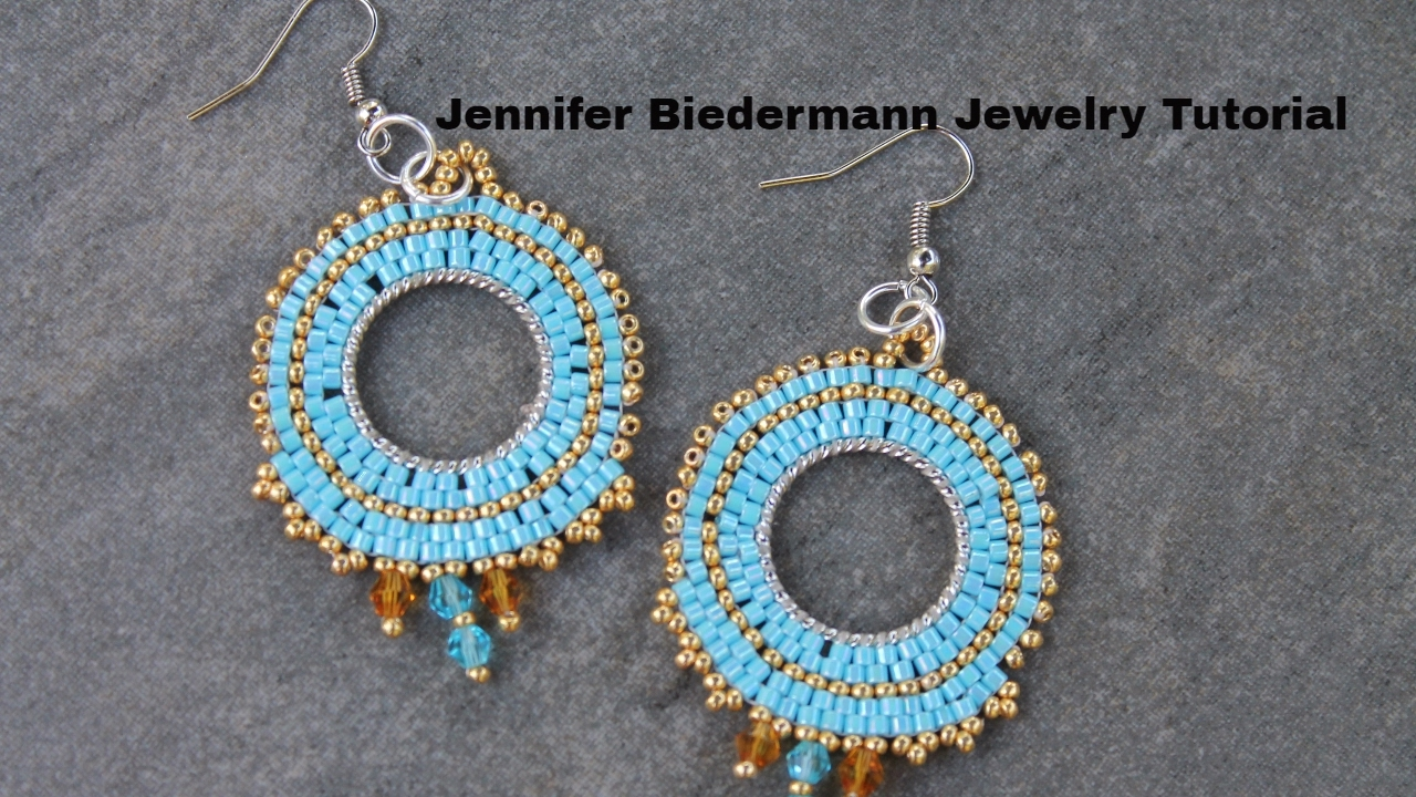 d tissage am amontre on bead boucles stitch pinterest style oreilles earrings images en best brick peyote rindien