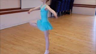 GRADE 4  - Dance D, Ballet Turns (RAD)