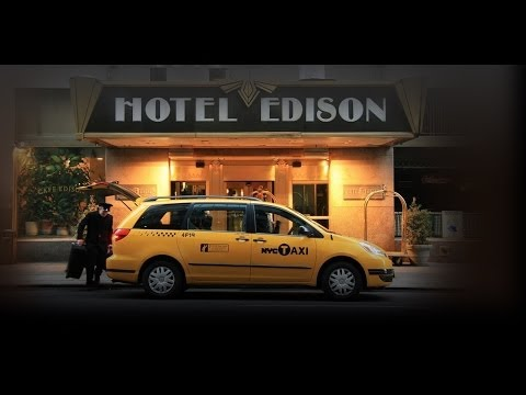 Hotel Edison, New York - Silvija Travel Tips