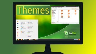 Linux Mint Cinnamon Themes and Icons beyond the default