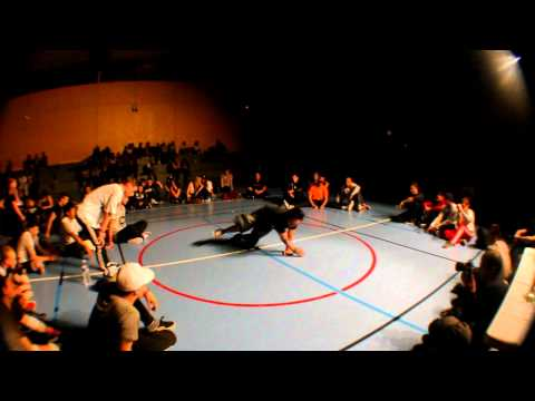 bboy lulu seven four crew demi finale CALL OF BBOYZ 2012