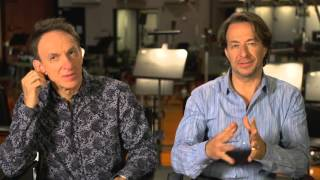The Good Dinosaur: Composer Mychael Danna & Jeff Danna Behind the Scenes Movie Interview