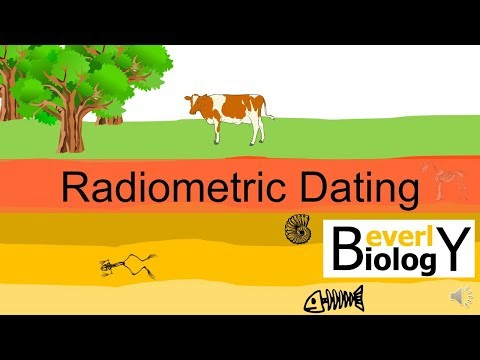 Radiometric dating / Carbon dating