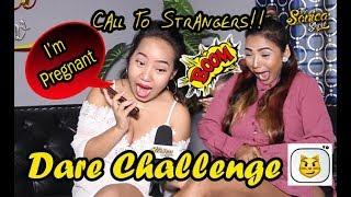 आयो फेरी सोनीका को भयानक Challenge !!! Pickup Cards Dare Challenge