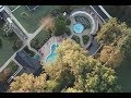 Graceland Memphis Tennessee Drone