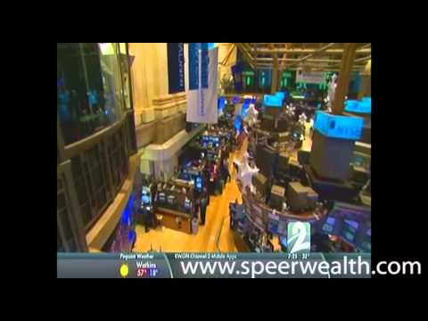 Mike Speer Channel Two News: Market Sets Record High