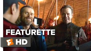 The Great Wall Featurette - Shooting in China (2017) - Matt Damon Movie