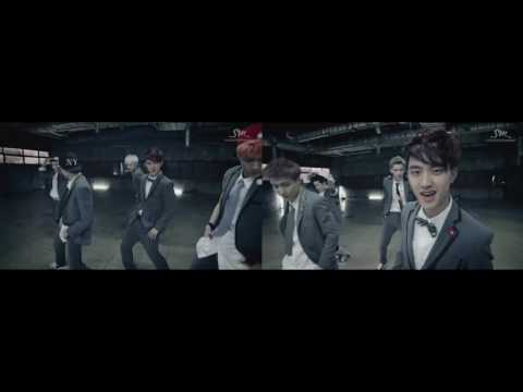 EXO Growl- Put it On me DEMO