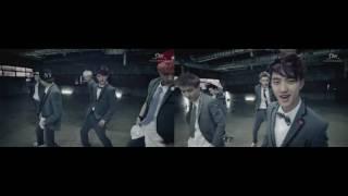EXO Growl- Put it On me DEMO