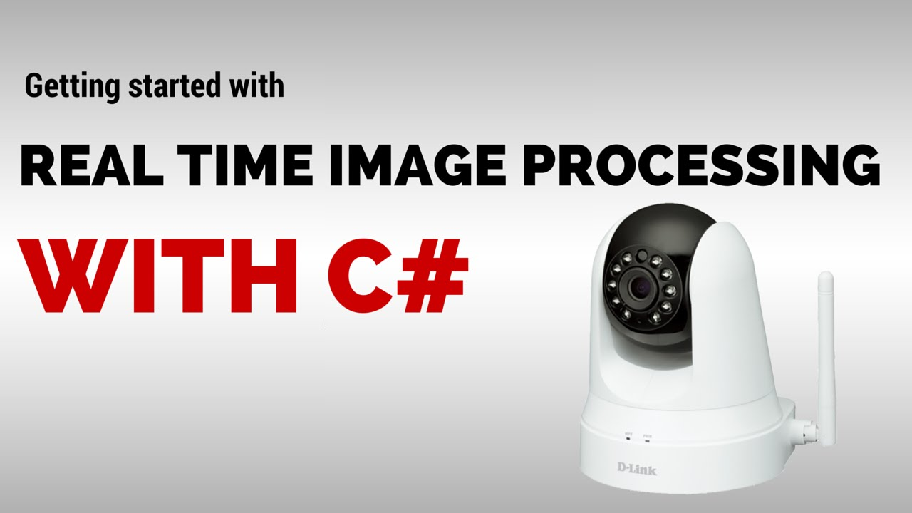 Real time Image processing with C# - WPF and AForge