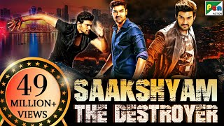 Saakshyam - The Destroyer (2020) New Released Hindi Dubbed Movie | Bellamkonda Sreenivas, Samantha