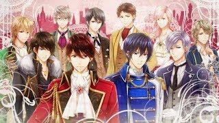 【恋愛ゲーム】恋愛プリンセス~ニセモノ姫と10人の婚約者~ 公式PV