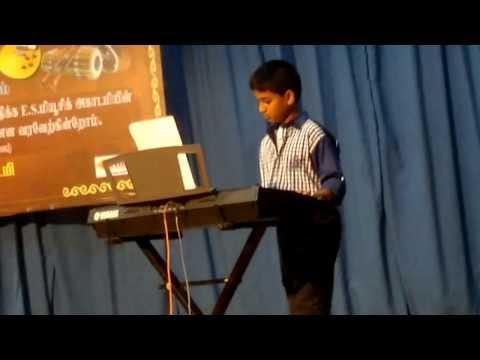 Nanban Song In Keyboard By S JAYASRIKRISHNA