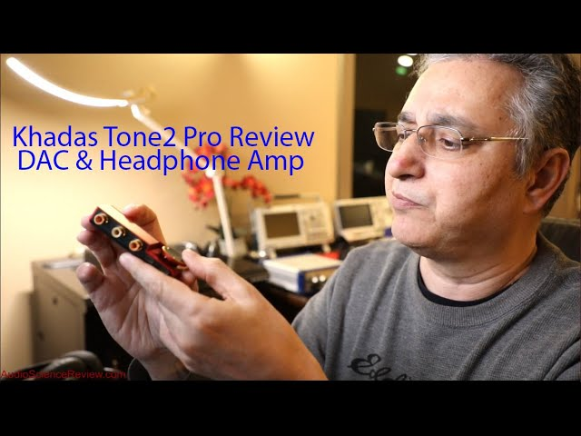 Khadas Tone2 Pro DAC and Headphone Amplifier Review