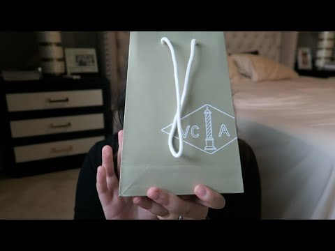 Life Update + Van Cleef & Arpels Necklace Unboxing