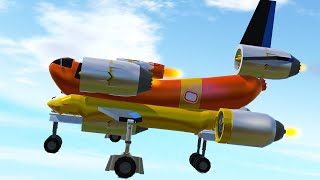 FUNNY FLIGHT SIMULATOR! (Simple Planes)