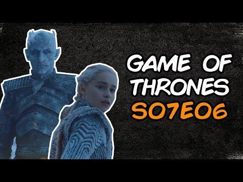Rei da Noite surpreende em GAME OF THRONES S07E06 | Discussão ao vivo (COMEÇA ÀS 10H)