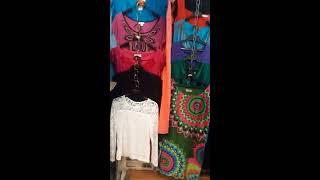 Видео Распродажа индийского товара 150-250-350 рублей