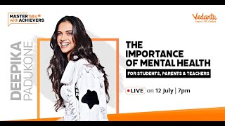 The Importance of Mental Health Awareness For Students, Parents & Teachers | Vedantu