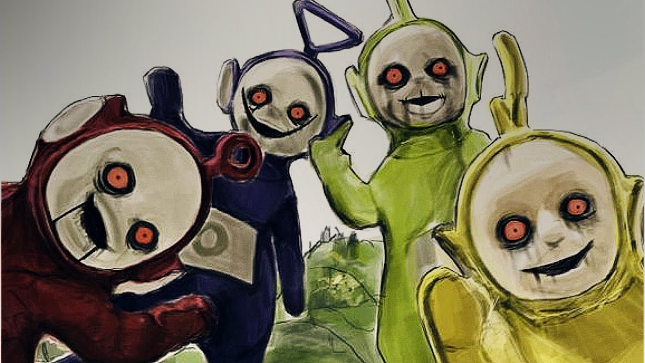 Wallpaper Seram 3d Five Nights At Tubbyland Night 1 Complete Youtube