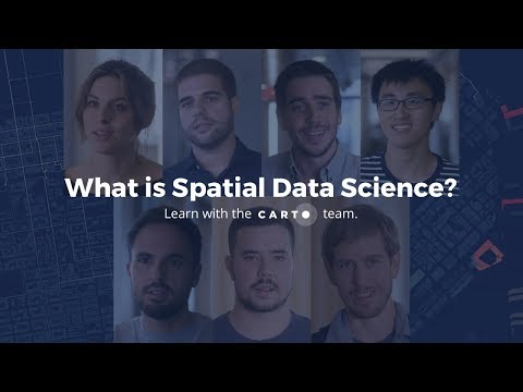What is Spatial Data Science?