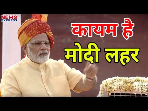 Survey ! कायम है Modi लहर, चुनाव हुए तो फिर जीतेगी BJP