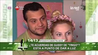 """¿Te acuerdas de Gussy de """"Yingo""""? Está a punto de dar a luz"""