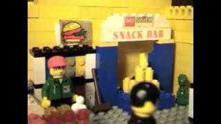 Grosse Pointe Blank... in lego