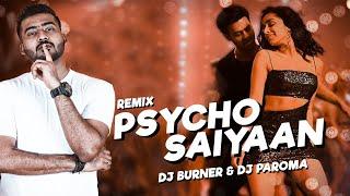 Download lagu Psycho Saiyaan - DJ BURNER | DJ PAROMA | Saaho | Prabhas | Shraddha Kapoor | Tanishk Bagchi