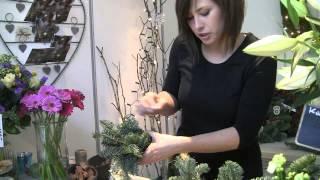 Jak zrobic swiateczny stroik